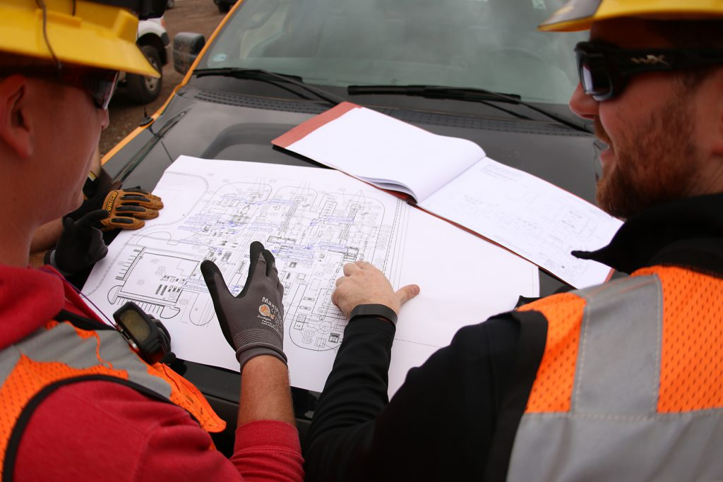 Kiewit's engineering approach encourages close partnerships between the design and construction teams.