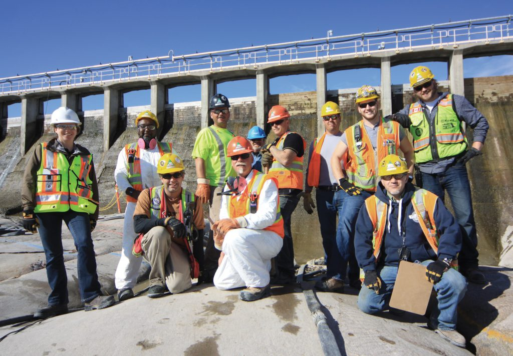 Project success is driven by Kiewit's people.